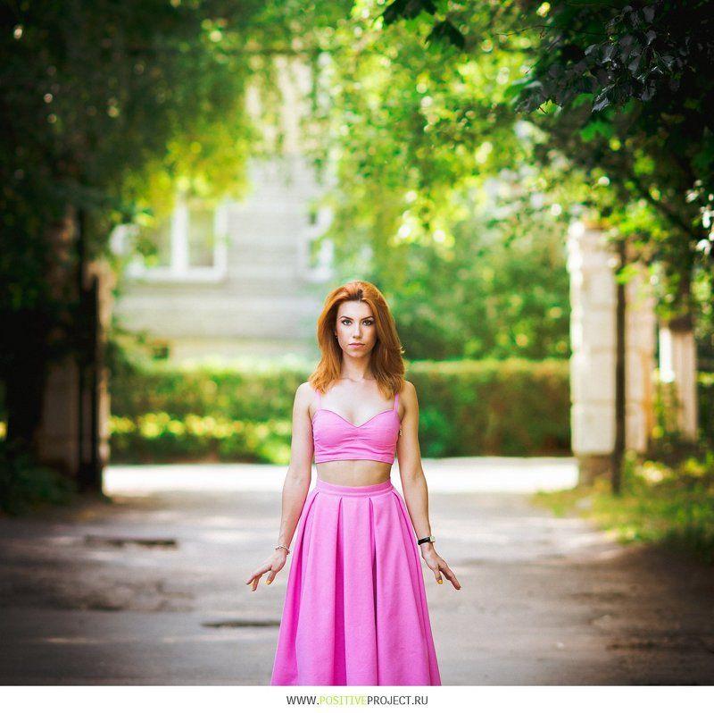Девушка, Красота, Лето, Портрет ***photo preview