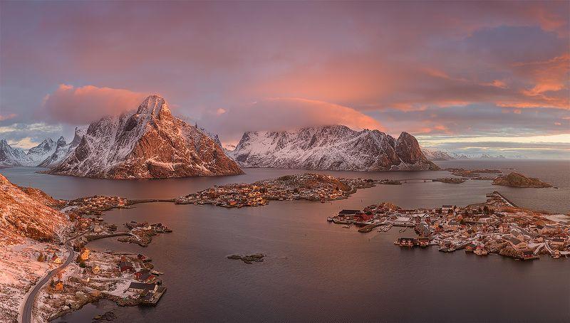 Norway Норвежская мозаикаphoto preview