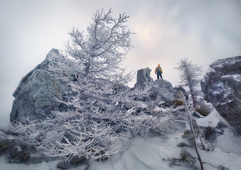 Лёхины похождения на Серебрянском камнеphoto preview