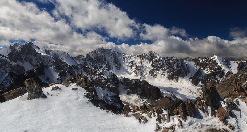 киргизия Просторы Ала-Арчиphoto preview