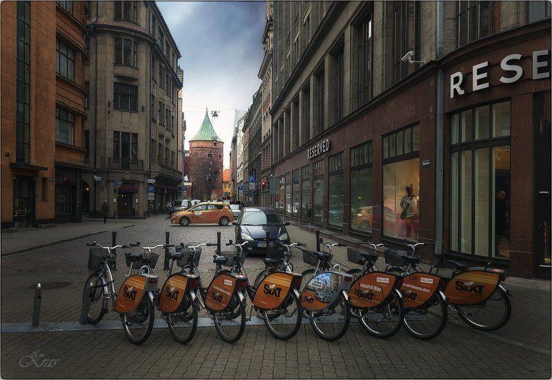 По улицам Ригиphoto preview