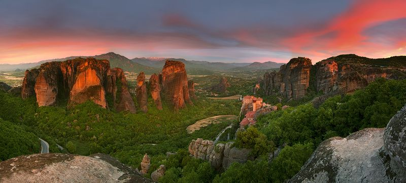 Monastery of Meteora - Greecephoto preview