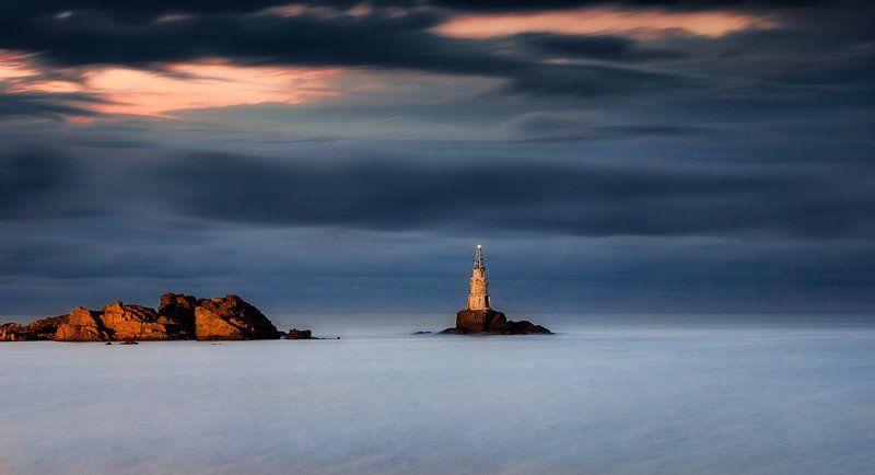 ахтопол, булгария, маяк, море Пульсирующий во времениphoto preview