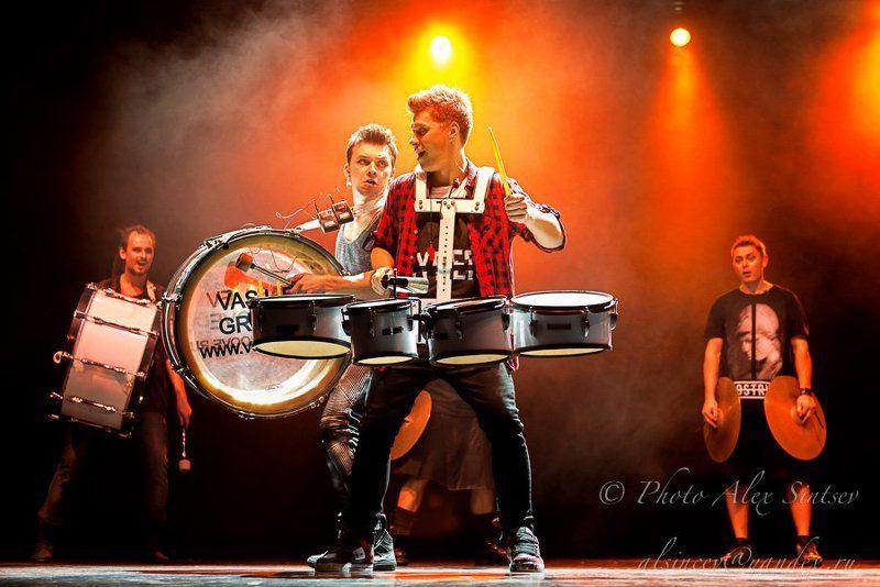Шоу барабанщиков, спектакль, репортаж 13photo preview