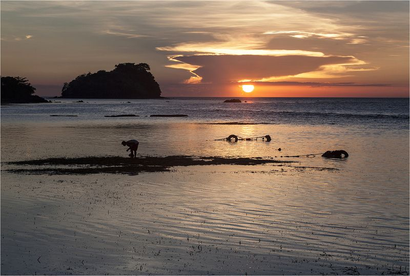 минданао, филиппины закатная мелодияphoto preview