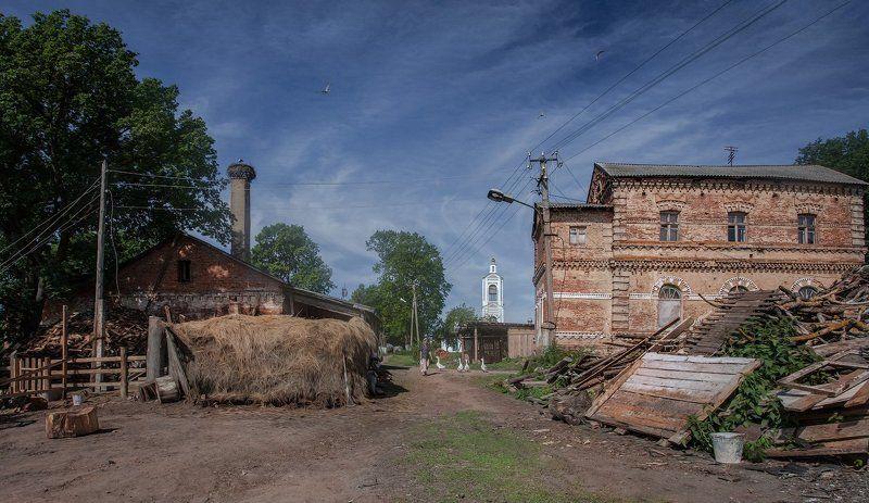 Дорогобуж, Смоленская область.  Дорогобуж сегодняphoto preview