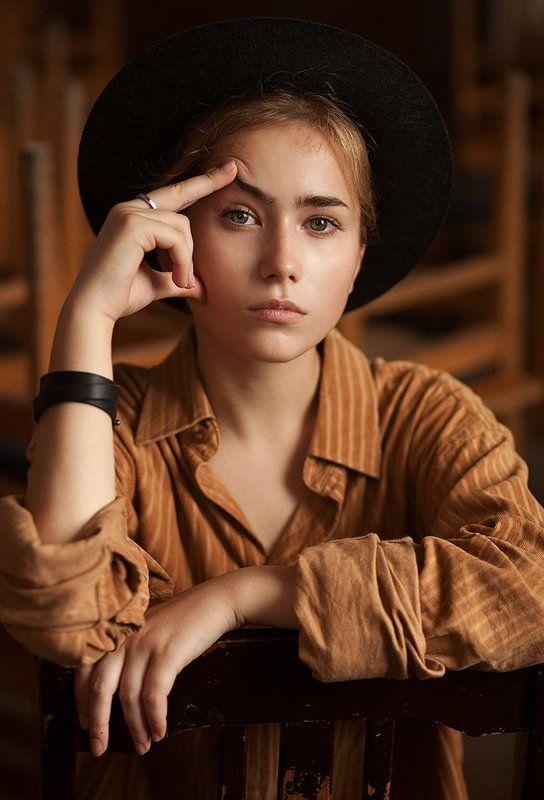 фото, девушка, портрет, photo, girl, portrait, emotions, canon Дианаphoto preview