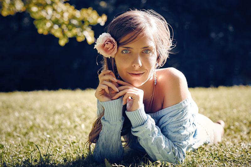 девушка, портрет, красота, фото, лето, природа, мода Daylightphoto preview