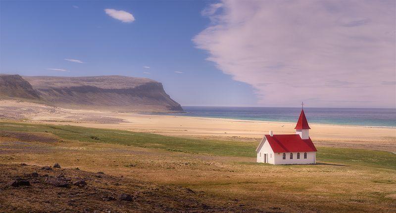 Исландия Безмятежность Западных Фьордов...photo preview