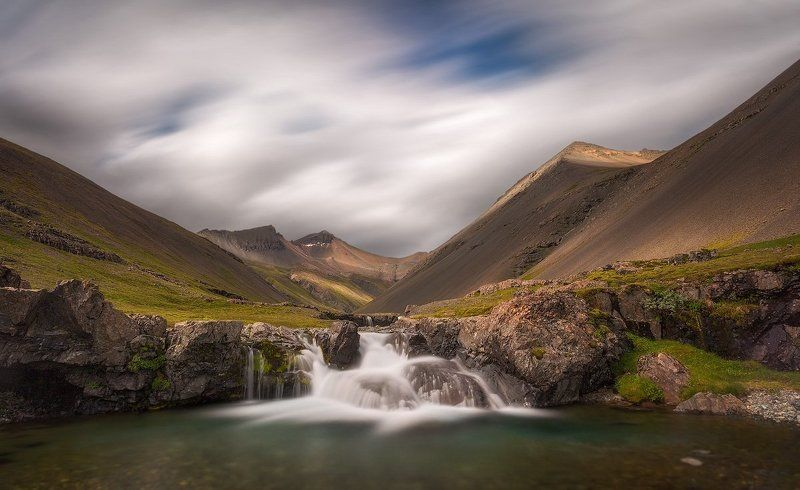 iceland,waterfall,long exposure Countless Stopsphoto preview