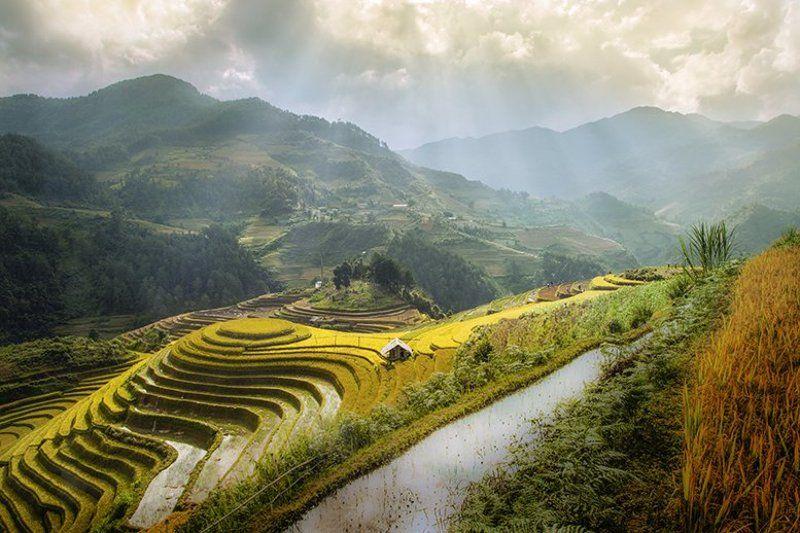 Mu Cang Chai, Vietnamphoto preview