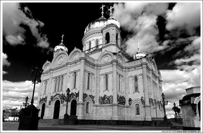 храм, христа, спасителя, москва ХХСphoto preview