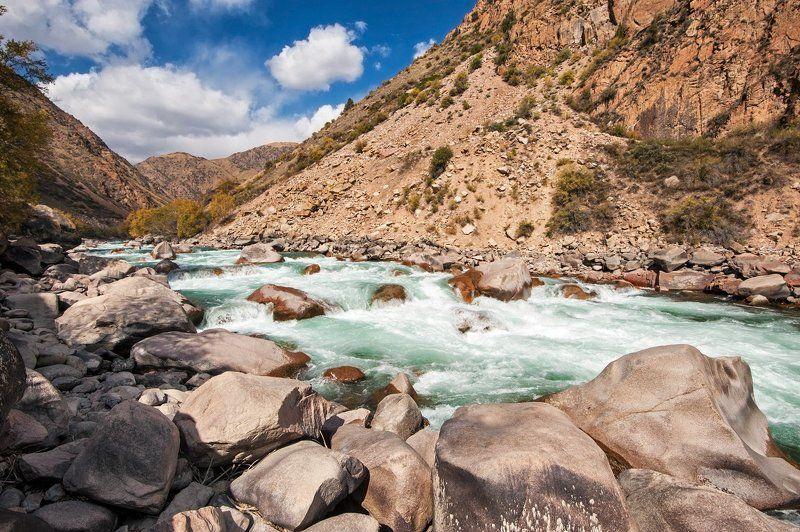 киргизия ой-тал тар кекемерен сплав река горы По рекам Киргизии 1photo preview