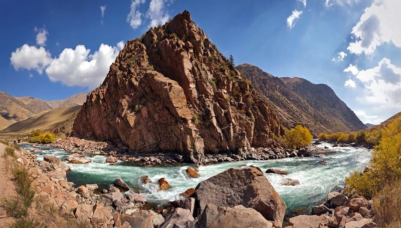 Прогулка по Киргизииphoto preview