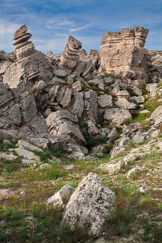 Жыгылган, Мангыстау, Западный Казахстанphoto preview