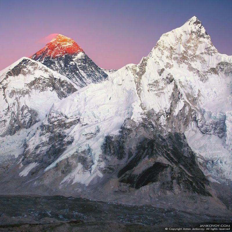 EVEREST (8 848 m)photo preview