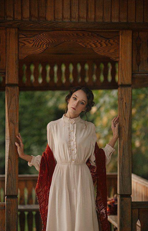 autumn, canon, photo, portrait, woman, девушка, портрет, фото Галинаphoto preview