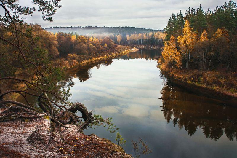 река  Утес орлаphoto preview