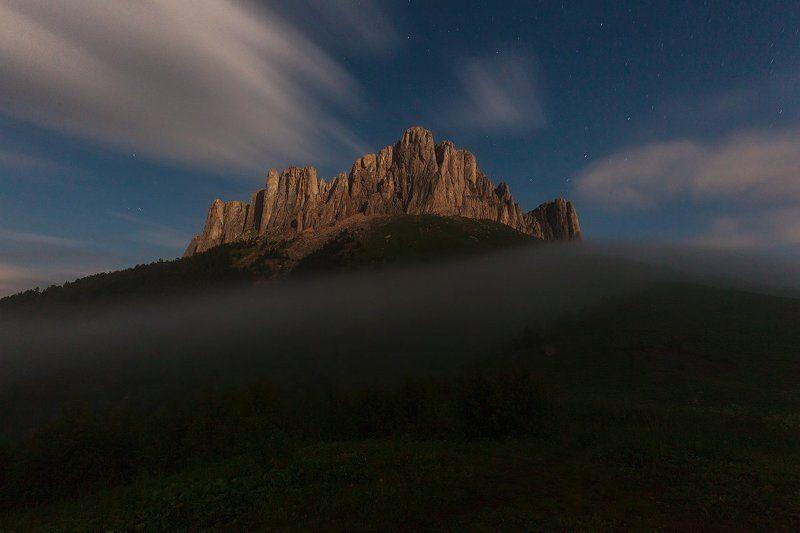 адыгея, большой тхач, горы, кавказ, россия, тхач Сны Большого Тхача.photo preview