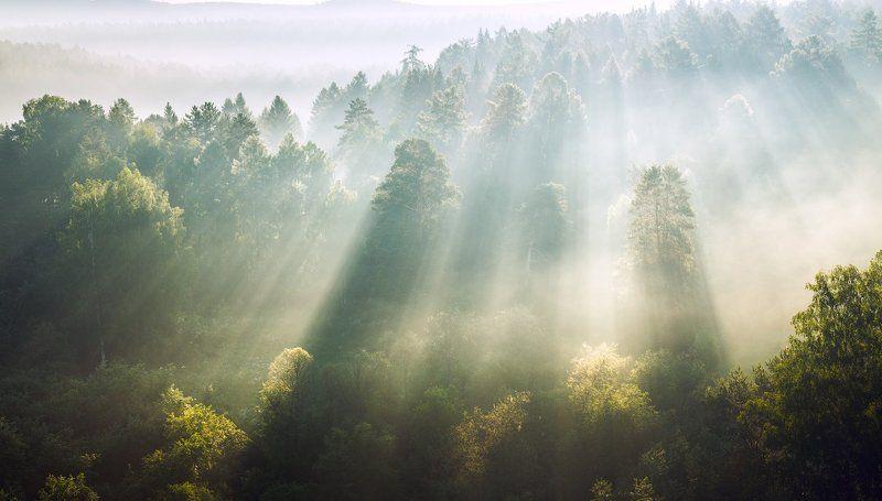 Про рассветы на Уралеphoto preview