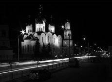 Ночной Брянск