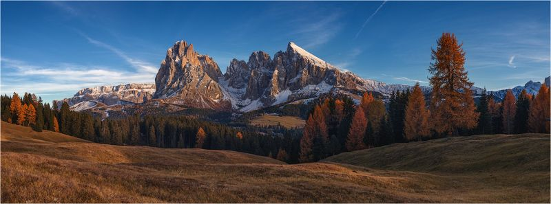 италия, доломиты, альпы, осень, italy, dolomites Гармония спокойствия.photo preview