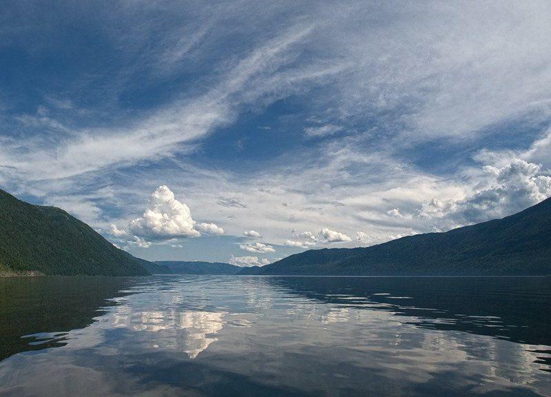 Утонувшие облакаphoto preview