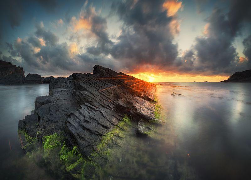 болгария Рассвет на Черном мореphoto preview