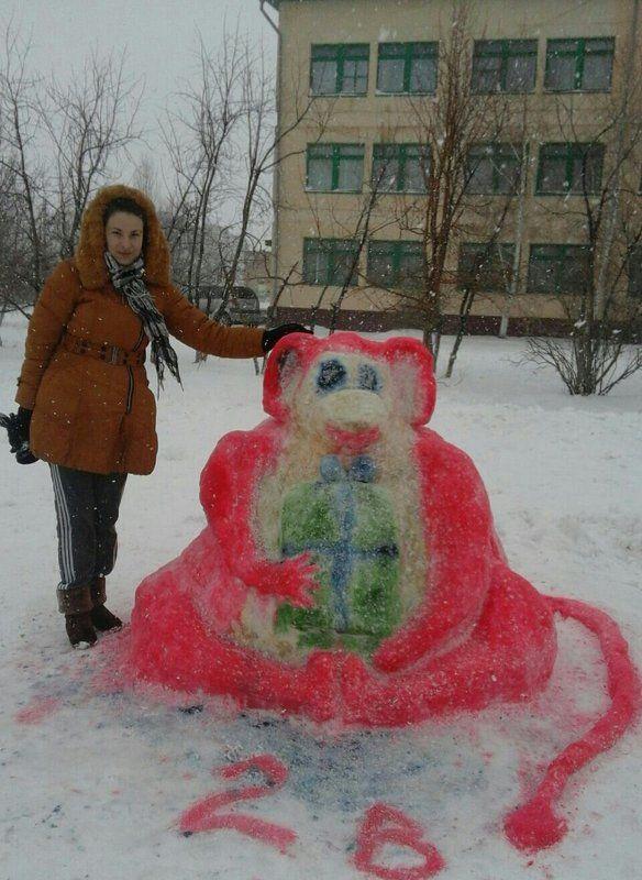 Кристина, Kazakhstan