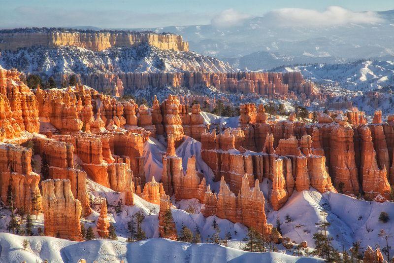 bryce, newyear, usa, winter, mc Сказки новогоднего Брайсаphoto preview