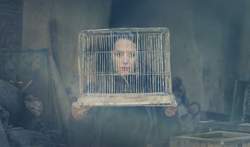 TABOo, HIDE, NUDITY, CLOSET, FEMALE, RESTRICTION, IRAN, IRANIAN, WOMAN, PROTEST, HUMAN, RIGHT, MOOD, CAGE, FACE, SENSE, EYE, LOOK, GLANSE, PRISONER, DISCRIMINATION, SEXISM, VIOLENCE, Taboophoto preview