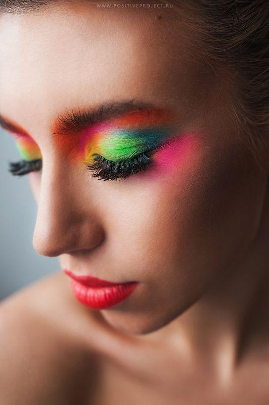 девушка,красота,портрет,яркость,макияж,россия ***photo preview