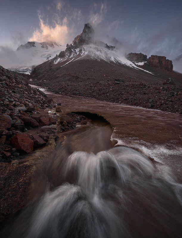 kazbek, mountains, горы, казбек, кавказ, caucasus Гораphoto preview