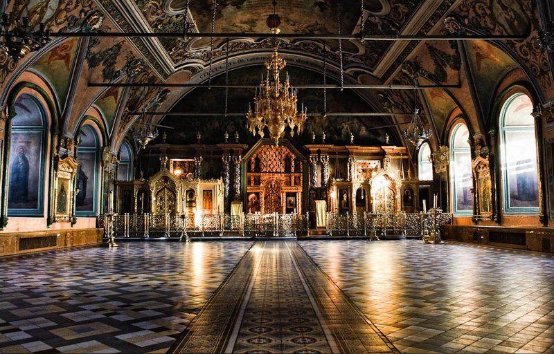 Церковь преподобного Сергия с Трапезной палатойphoto preview