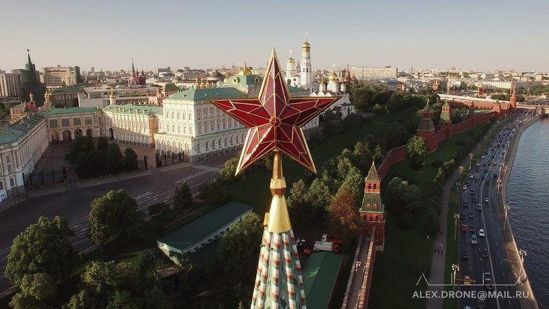 над Москвой 3photo preview