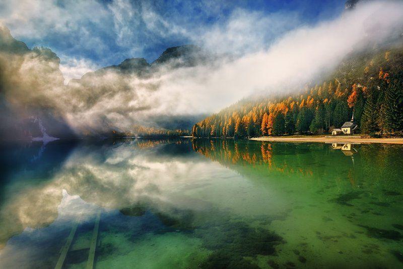 Lago di Braies...photo preview