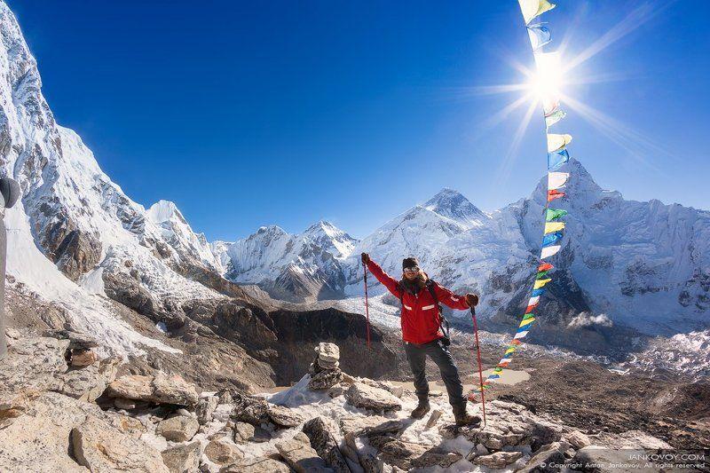 Непал, Эверест, БЛЭ, базовый лагерь, Гималаи, горы, снег, путешествия, треккинг, LAST CALL TO EVERESTphoto preview