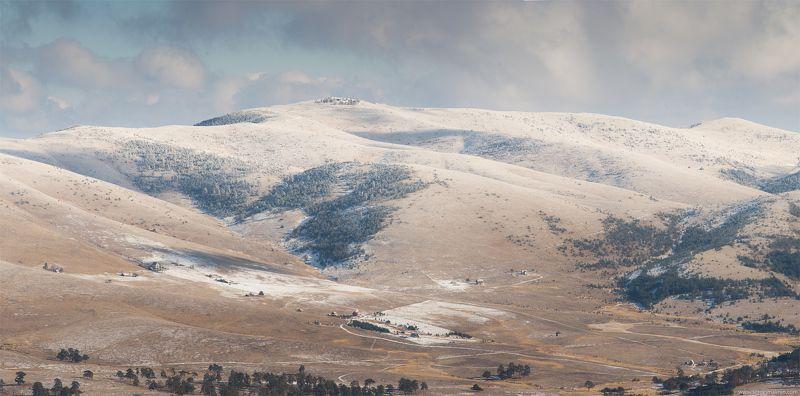 Mountains, Serbia, Winter Зимние пейзажи горной Сербииphoto preview