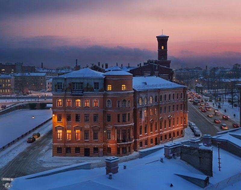 Проспект Римского-Корсакова, площадь Репинаphoto preview