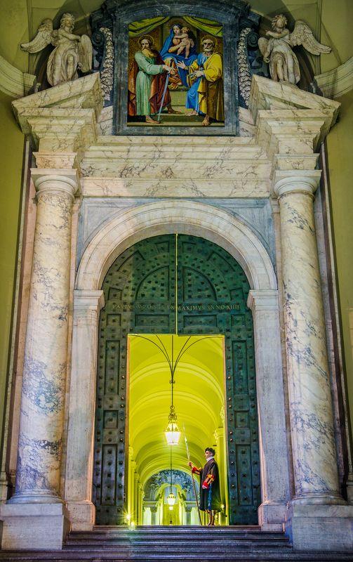 собор, архитектура, рим, италия, ватикан, святого петра, Собор Святого Петра. Из серииphoto preview