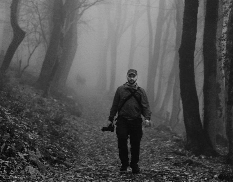 абхаия,горы,фотограф,в,тумане \