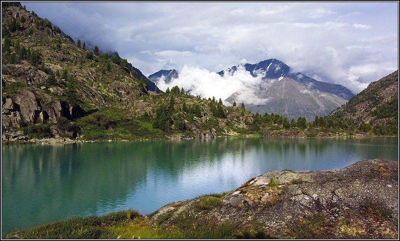 алтай, дарашколь, джазатор Красивое озероphoto preview