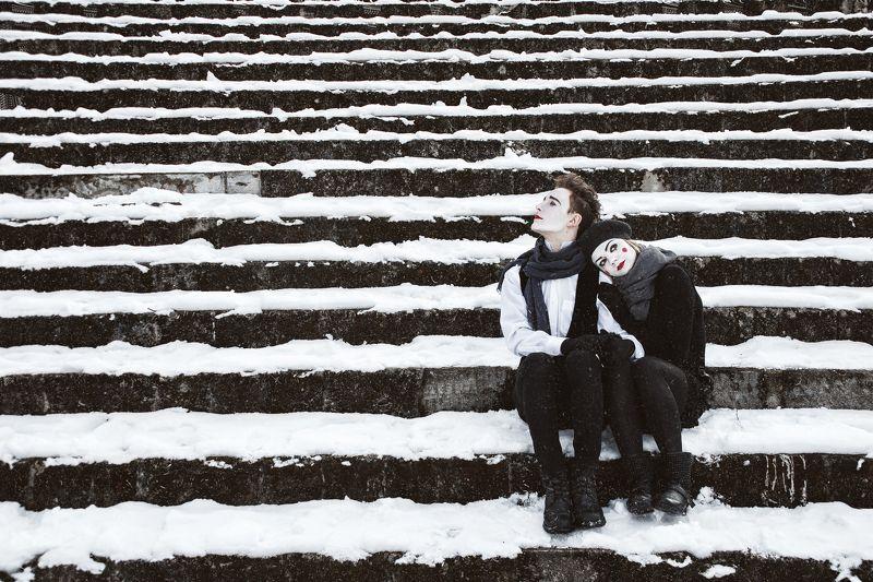 Зима, Мимы, Февраль Февральские мимыphoto preview