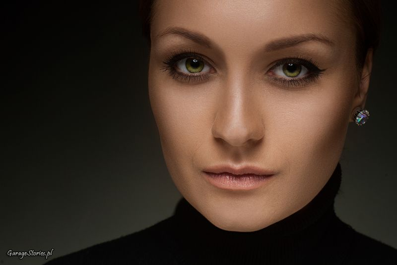 Beauty, Eyes, Polish, Portrait Klementynaphoto preview