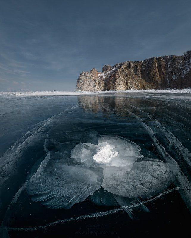 baikal, siberia, байкал, сибирь, лед, ice, саган-хушун, olkhon, ольхон Фантазияphoto preview