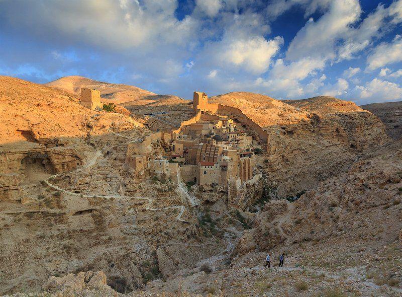 Монастырь Мар-Сабаphoto preview