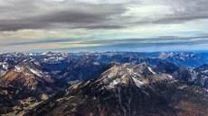 Альпы со стороны Италии