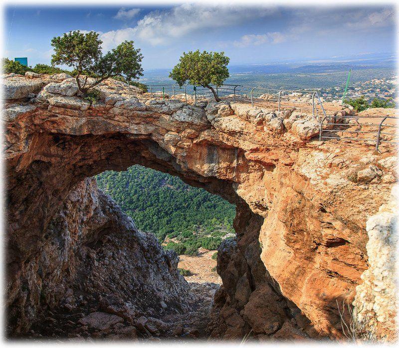 Пещера — радугаphoto preview