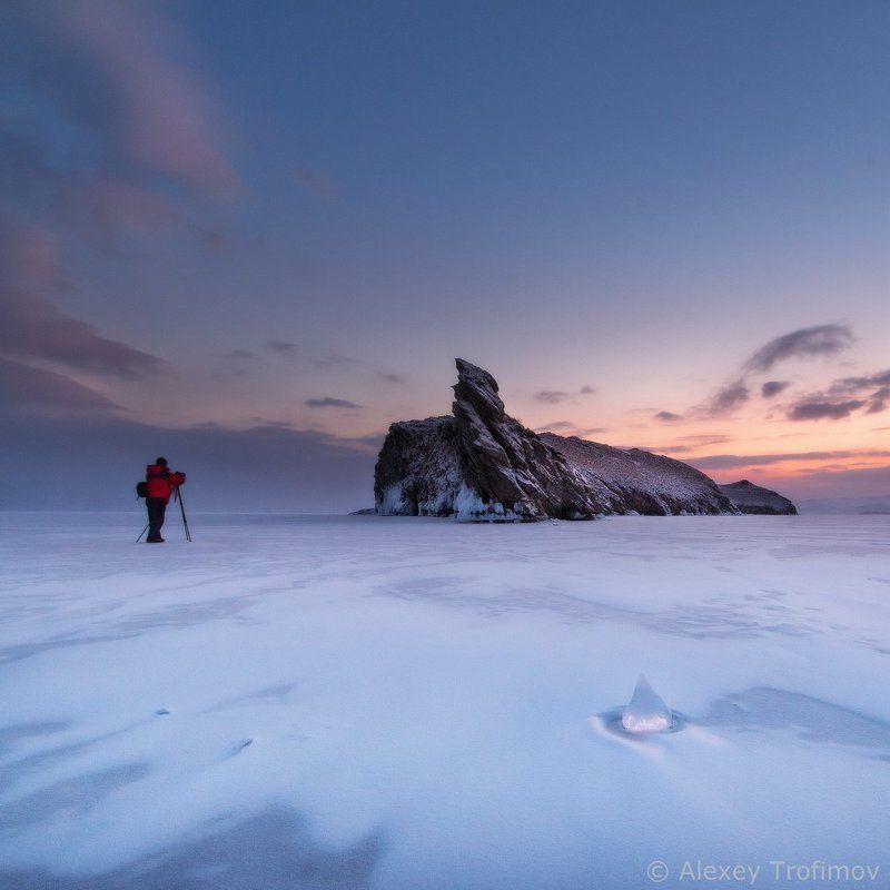 Байкал, Огой Фотограф и Драконphoto preview