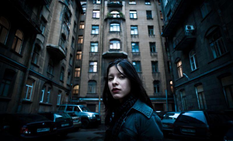 Питерский портретphoto preview